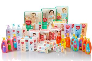 Tesco Loves Baby Range