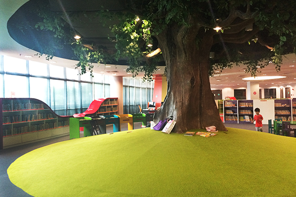 9 Awesome Library in Klang Valley for Children