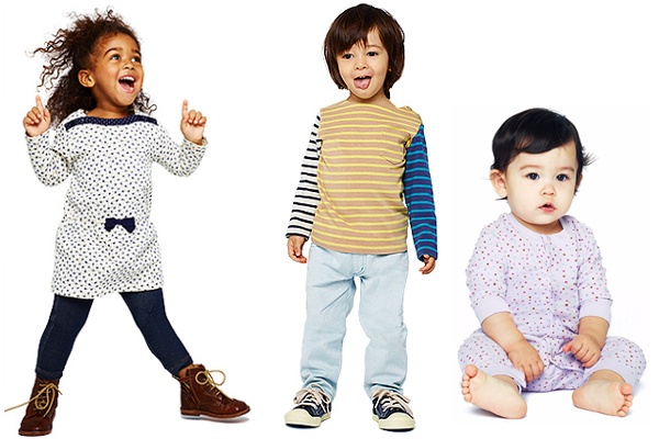 Uniqlo Adds Its Kids Baby Collection At Two Additional Stores In
