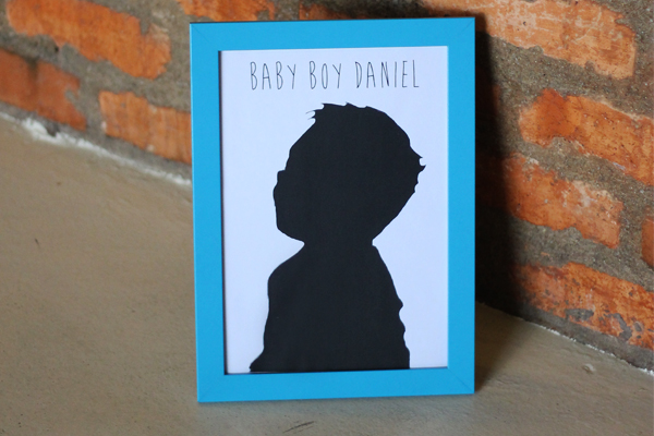 5 Easy Steps To Turn A Photo Of Your Child Into A Silhouette