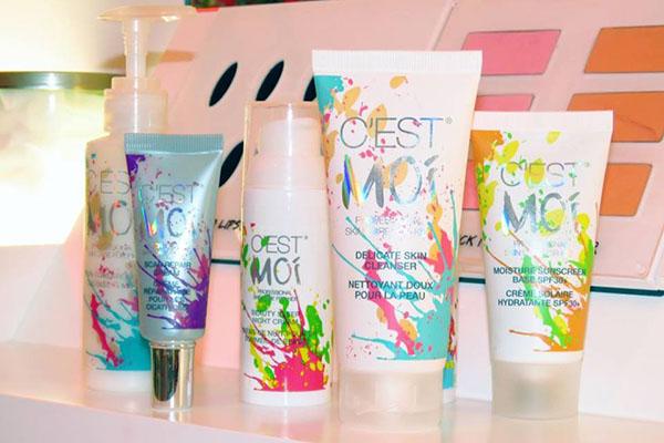 C'est Moi: Safe, Natural Stage Make-up For Kids