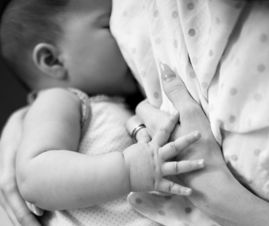Seven tips for soon-to-be mums who plan to breastfeed
