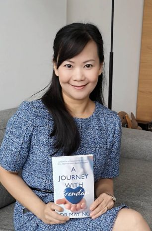 Book Review: A Journey With Brendan by Dr. May Ng