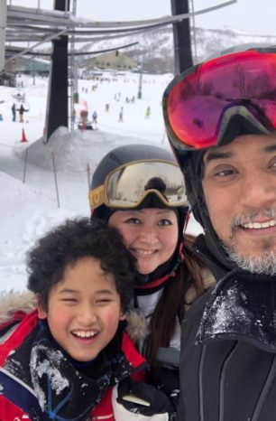 Khairy and Nori: Seeing the world through our son's eyes