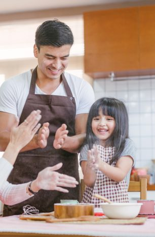 Sharing the Load: Fathers who Parent and Partner