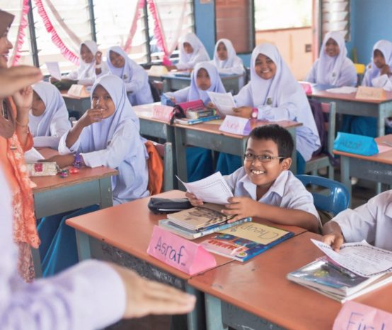 Teach for Malaysia: Doing their part in ending education inequity
