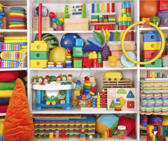 How to Encourage Our Children to Give Their Toys Away
