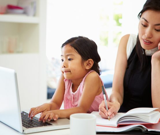 Working from Home: 5 Productivity Hacks for the Pent-Up Parent