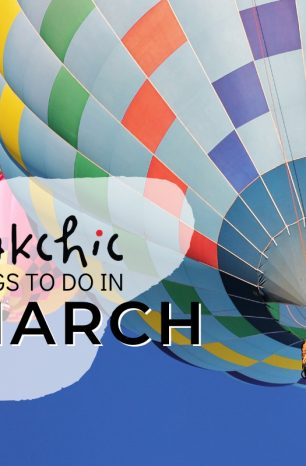 Things to do in March 2020