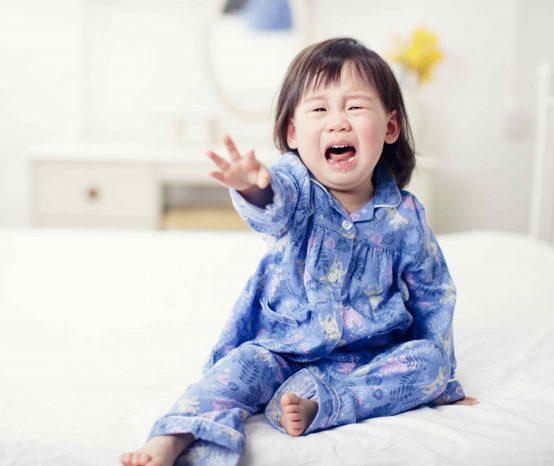 How do I make my child sleep?