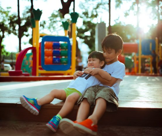 Sibling Rivalry: Positive Ways to Keep the Peace at Home